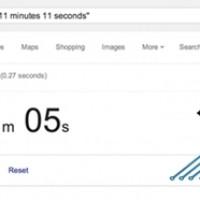 วิธีจับเวลาแบบไม่ต้องใช้นาฬิกาด้วย-google-search